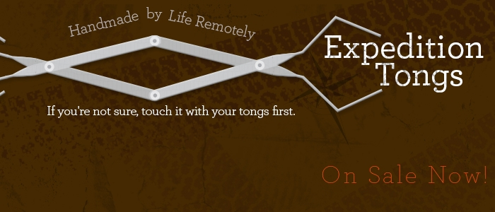 Expedition Tongs
