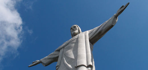 Christ the Redeemer statue.