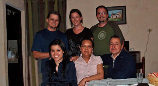 Our Guatemalan family.