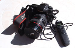 Canon 40D and intervalometer