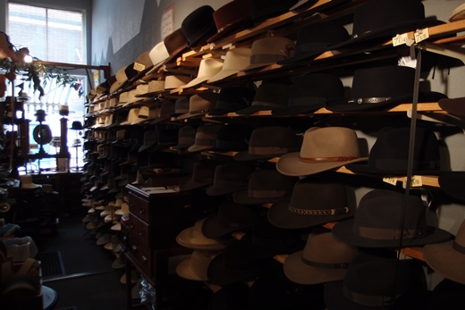 Optimo Hat Works in Bisbee