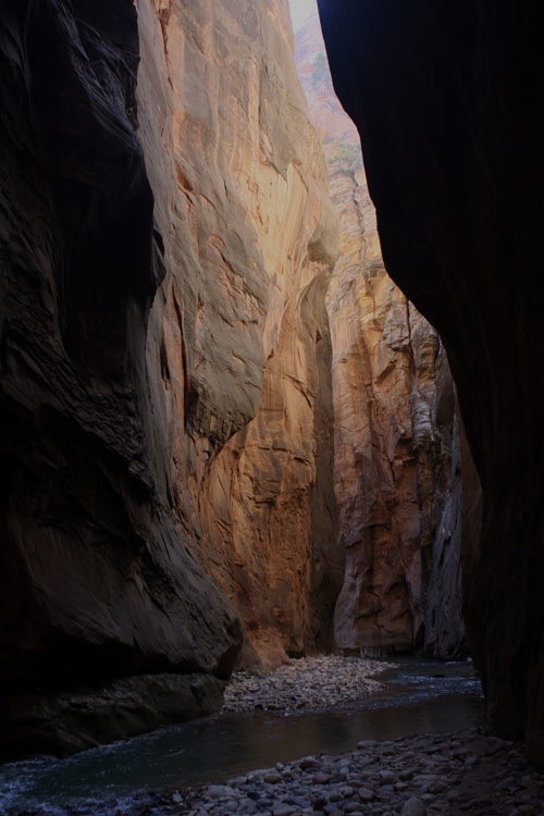 The narrows.