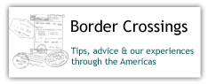 border crossing reports